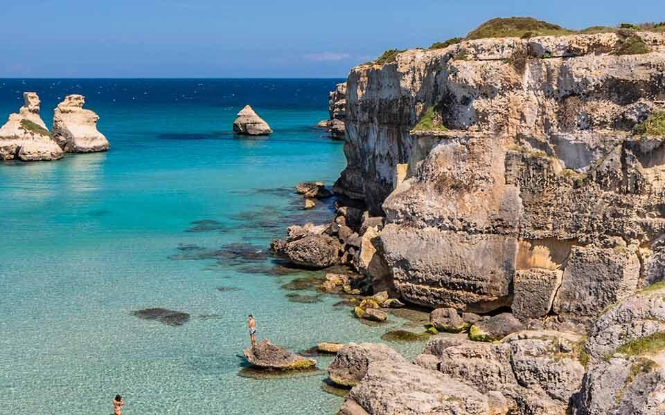 spiagge più belle del salento