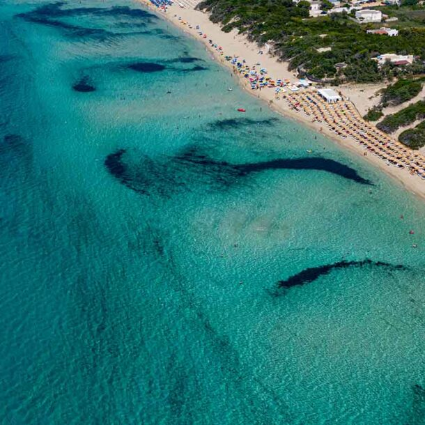 spiagge di porto cesareo