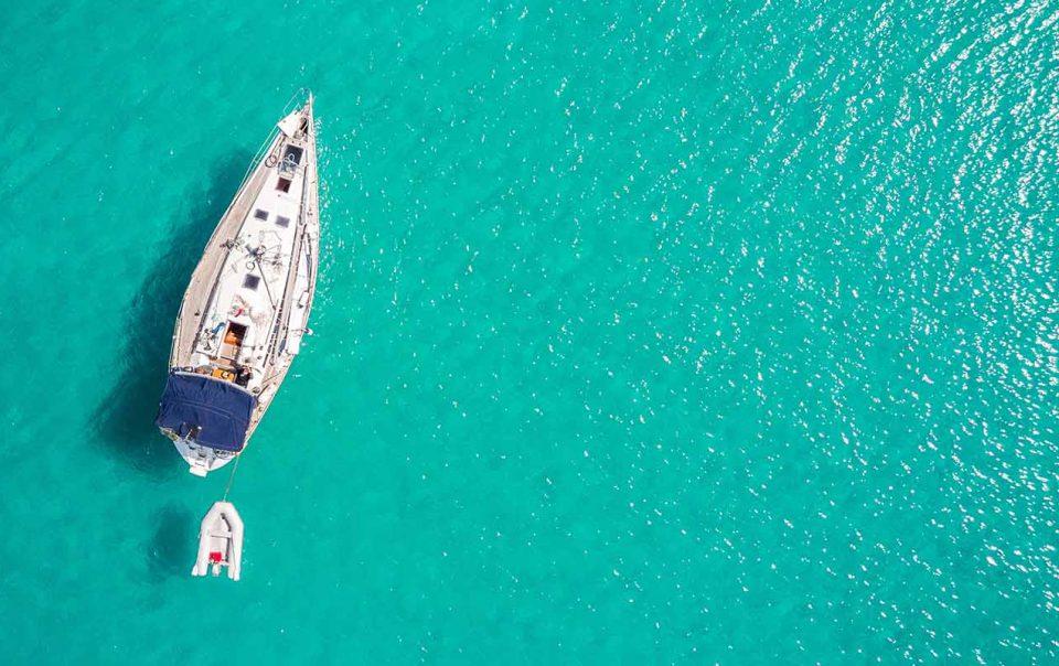 salento in barca